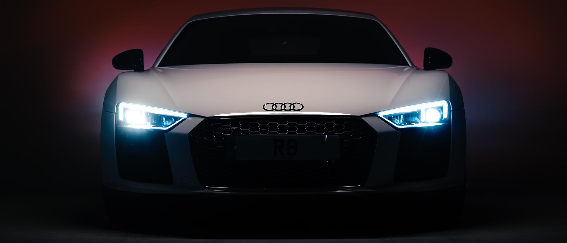 R8 Teaser Advert – Audi Poole