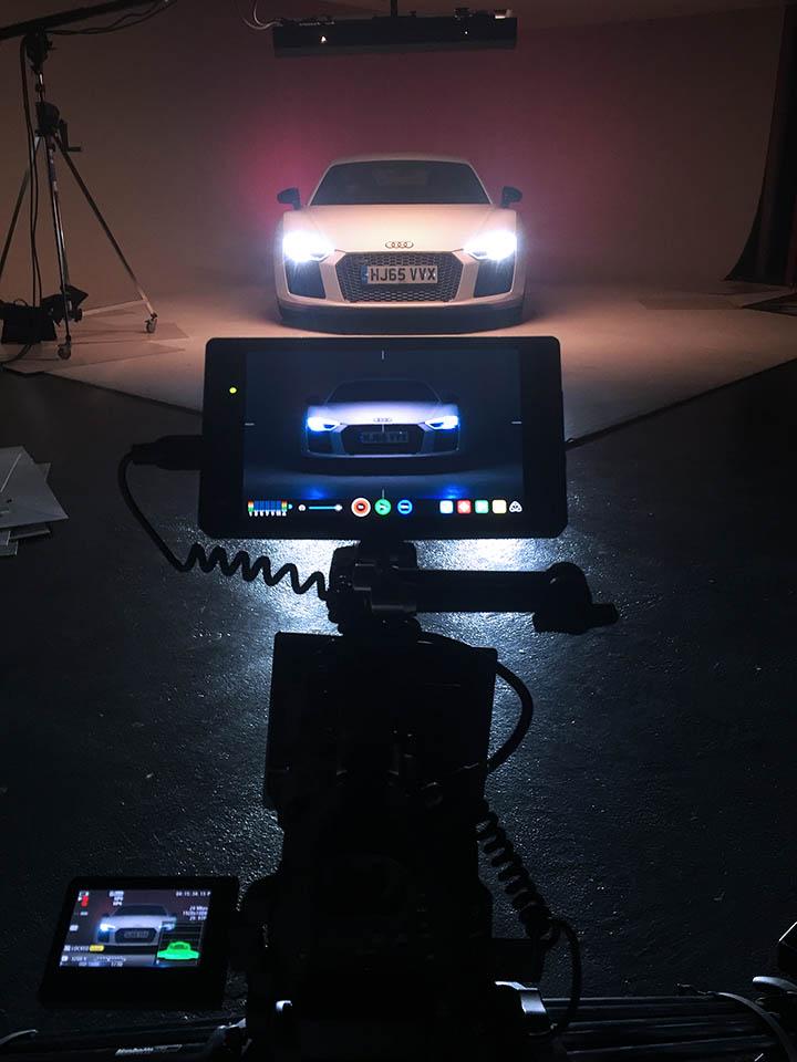 C100 Mkii Audi R8