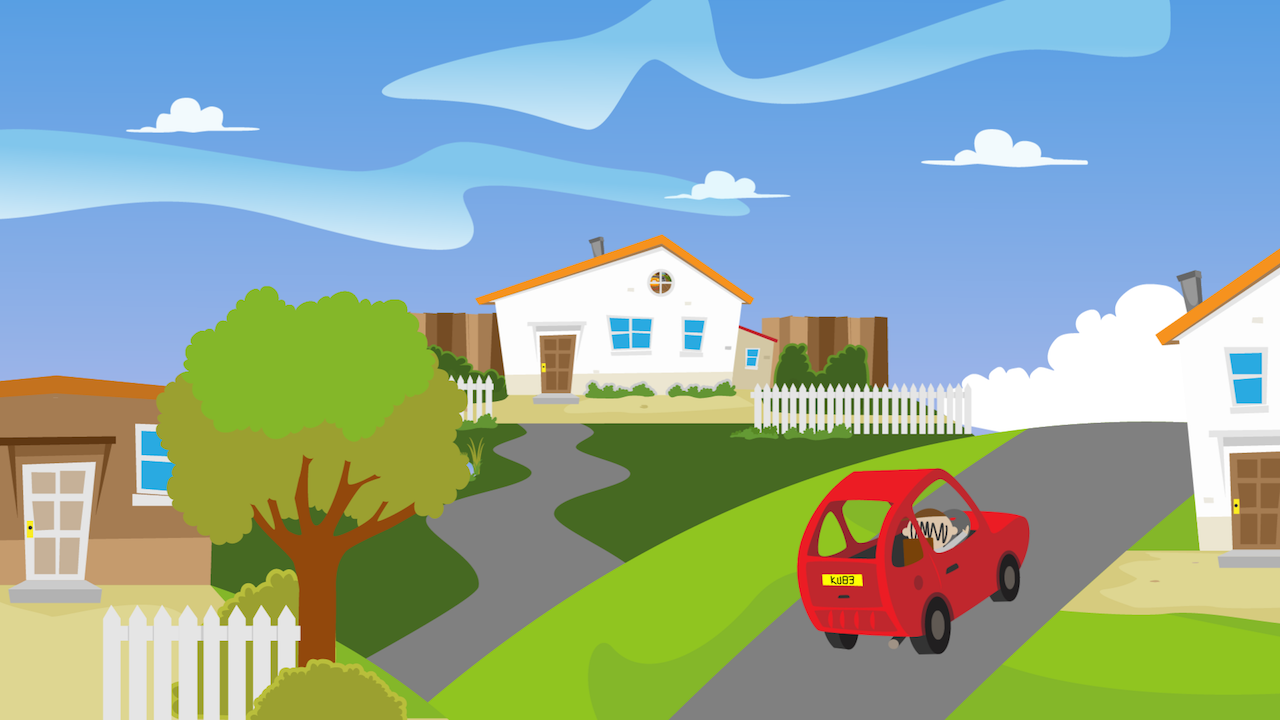 Movem 2.5d animation - Animation Videos - Video services bristol
